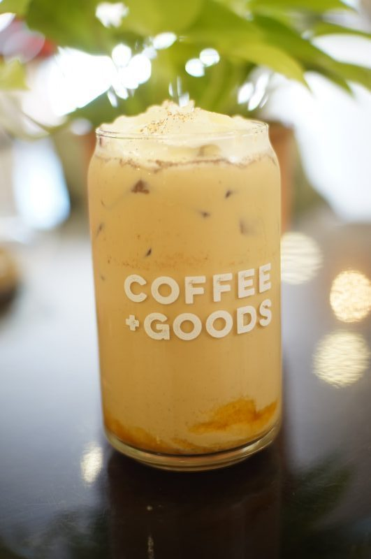 craft and common iced drink