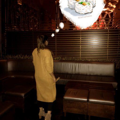 koi restaurant interior sushi new york bryant park